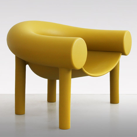 Sam Son chair by Konstantin Grcic for Magis – Postmodernism revival