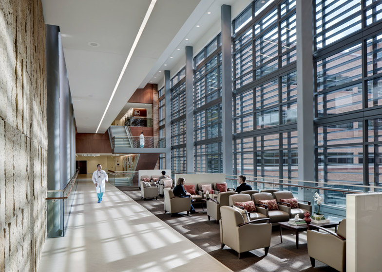 San Antonio Military Medical Hospital by RTKL