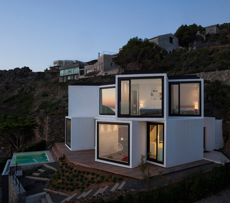 Sunflower House by Cadaval &amp Sola-Morales