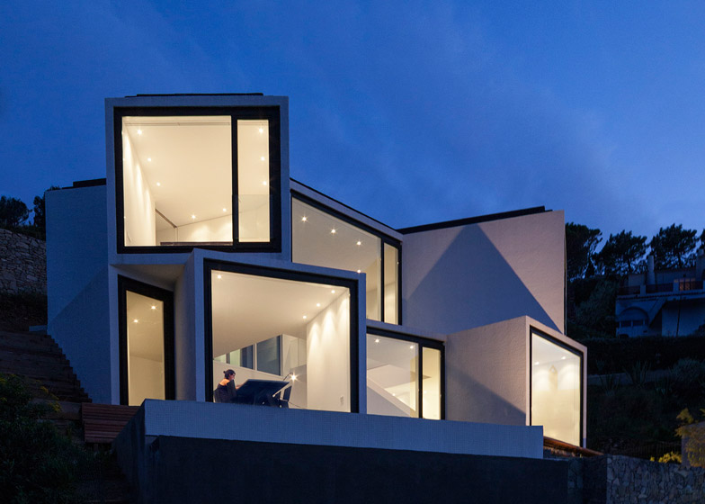 Sunflower House by Cadaval & Sola-Morales
