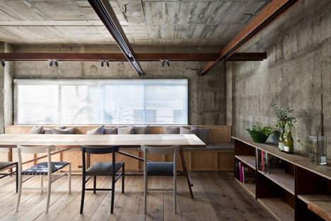 Tokyo Office by Suppose Design