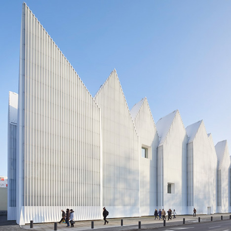 Szczecin Philharmonic Hall by Barozzi Veiga