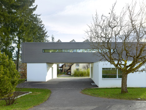 The Bridge House by Christian von During