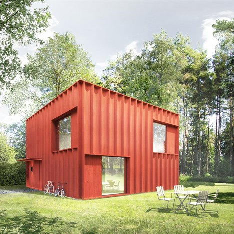 "Tham & Videgård draws up designs for ""Sweden's statistically most sought-after home"""