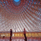 """Sometimes you can say more by being quiet"" says designer of UK's Milan Expo pavilion"