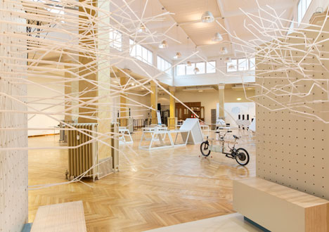 USM's Rethink the Modular exhibition