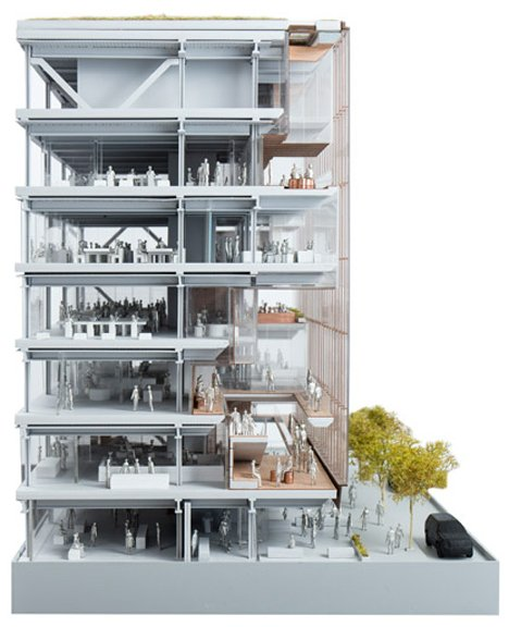 Shop architects unveils designs for uber 39 s san francisco hq - Airbnb san francisco office phone number ...