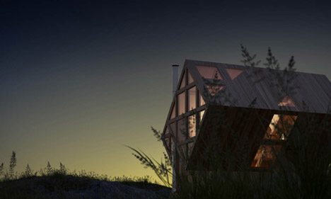 Valley House by Plan Bureau