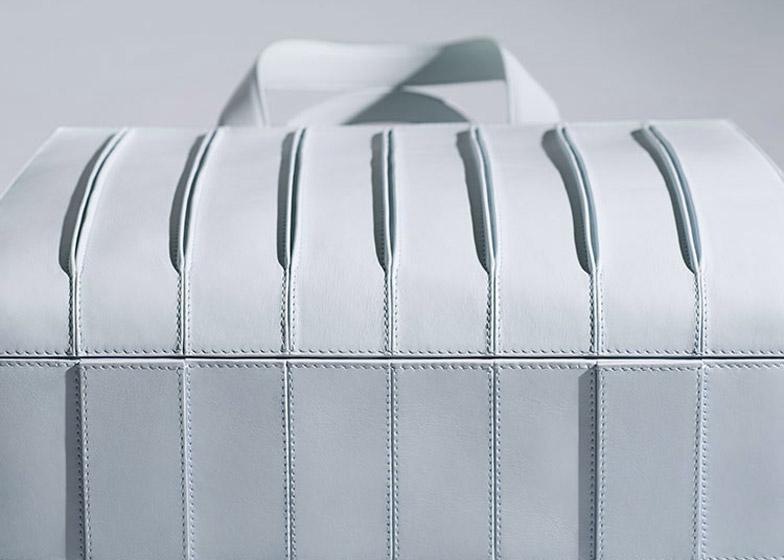 Renzo Piano designs handbag to match new Whitney Museum fe0886c80cf
