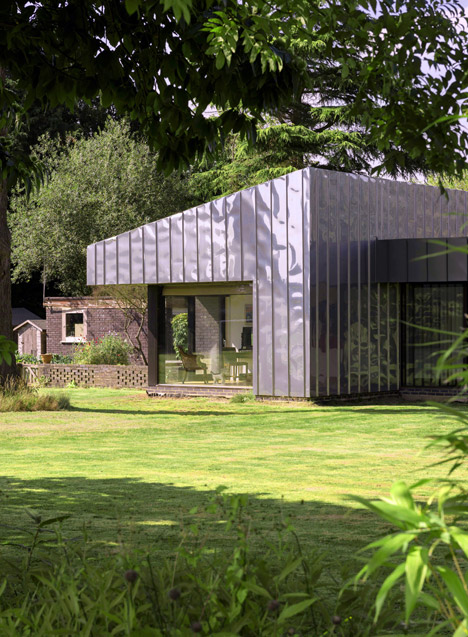 Wrap House by Edgley Design