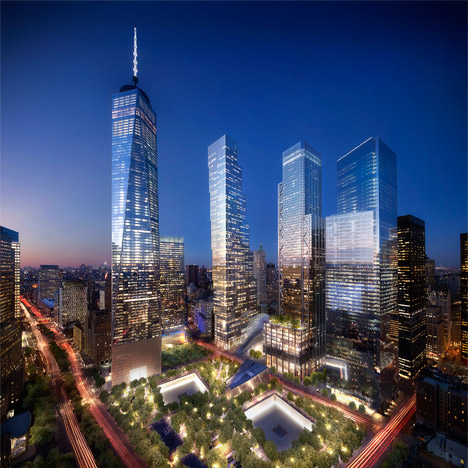 Two World Trade Center by BIG