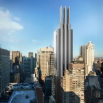 Foster + Partners' New York skyscraper will be first new office tower on Park Avenue in 50 years
