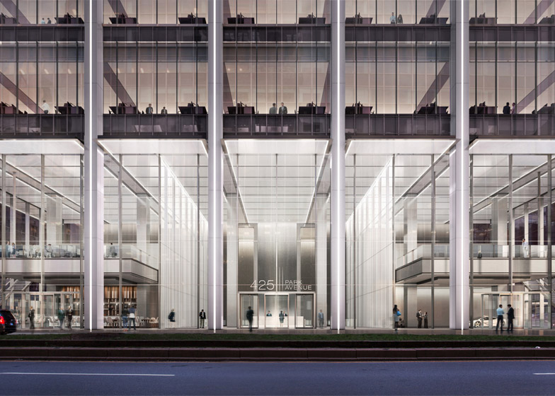 425 Park Avenue by Foster + Partners
