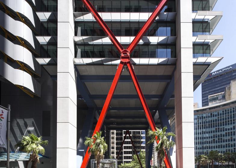 8 Chifley Square, Sydney, Australia, by Lippmann Partnership