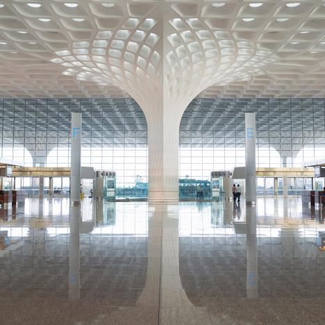 Chhatrapati International Airport by Lucas Blair Simpson - winner of a Golden A' Design Award