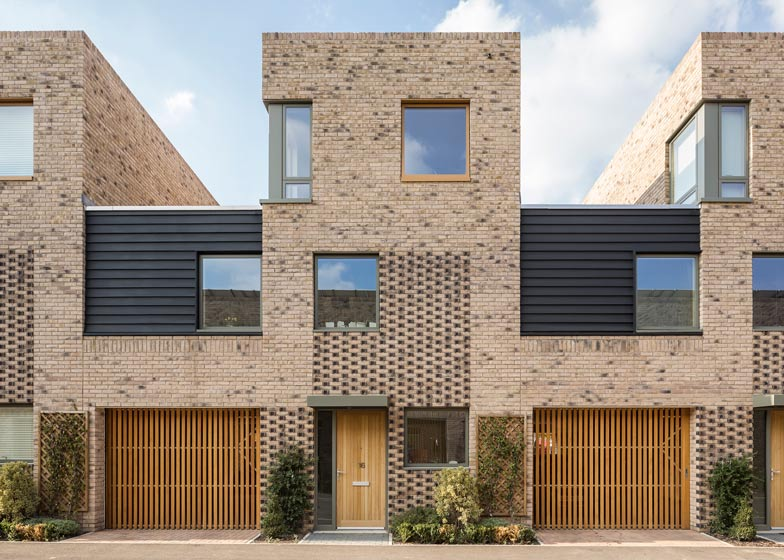 Abode housing by Proctor and Matthews architects