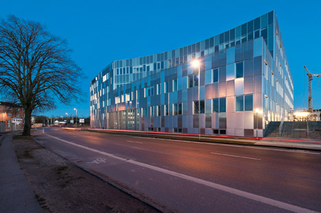 Adult education centre by CEBRA