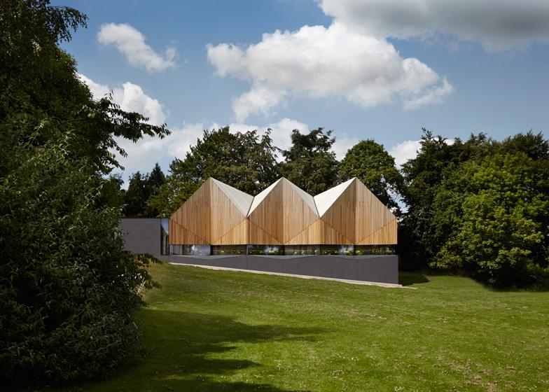 Alfriston School by Duggan Morris Architects
