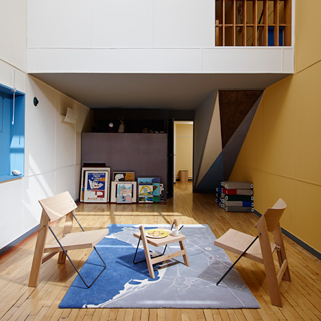 ÉCAL students take over Apartment N°50 at Le Corbusier's Cité Radieuse