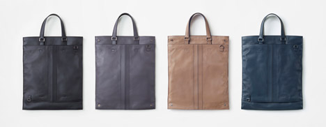Architect Bag for Tod's by Nendo
