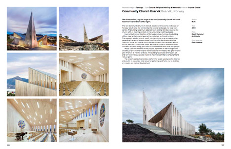 Architizer book competition