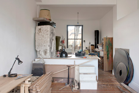 Artist's studio by PriceGore
