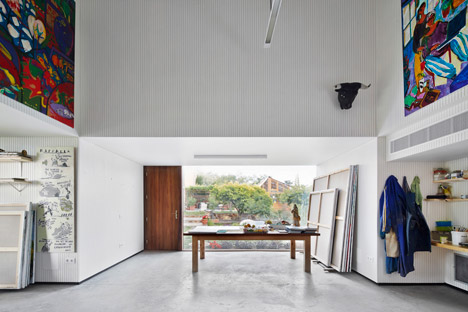 Artists Studio by Arquitecturia