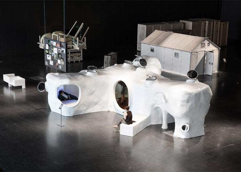 Atelier van Lieshout at Miami Basel 2015