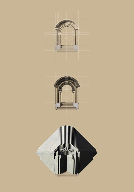 Atheistic Typology by Kacper Chmielewski from the Bartlett School of Architecture