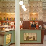Wes Anderson-designed Bar Luce takes its cues from old Milanese landmarks and cafes