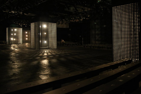 British Fashion Council London Collections: Men SS16 showspace by Cullen Projects