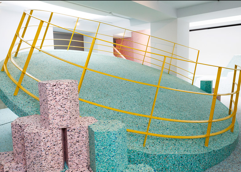 Brutalist Playground by Assemble and Simon Terrill