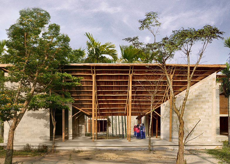 Cam Thanh Community House by Hoang thuc Hao
