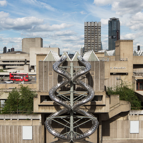 Carsten Höller transforms London's South Bank into a playground