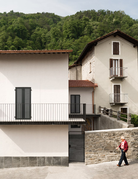 Casa Desgraz by Matteo Inches