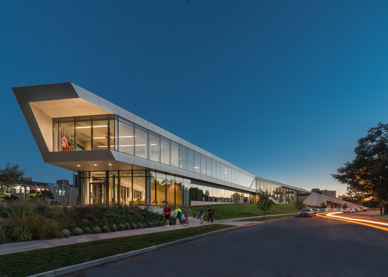 Case Western Reserve University Tinkham Veale University Center by Perkins + Will