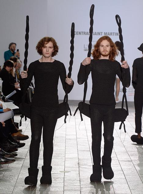 Central Saint Martins BA Fashion 2015 Gabriele Skucas