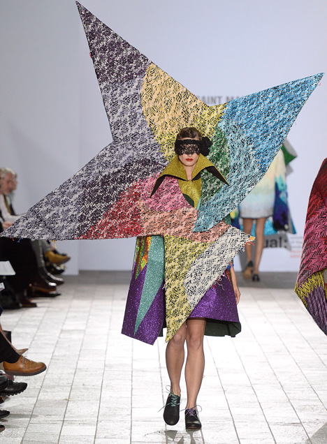 Central Saint Martins BA Fashion 2015 Han Kim
