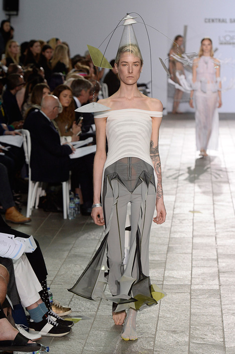 Central Saint Martins BA Fashion 2015 Susan Fang