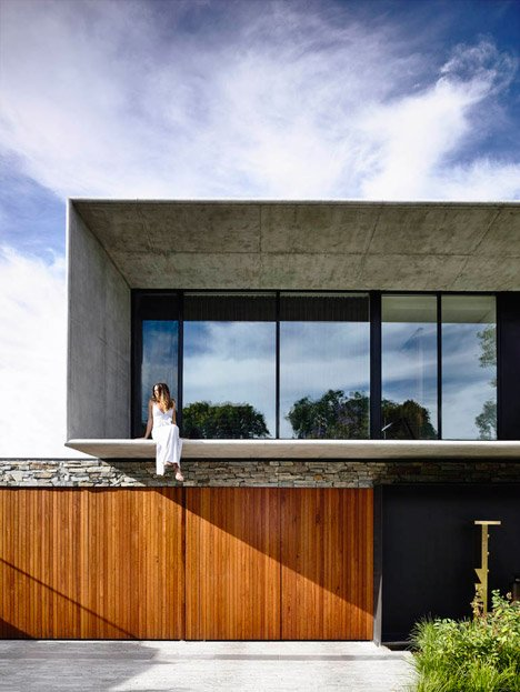 Architecture House Concrete