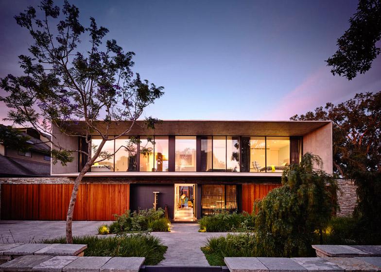 Concrete House by Matt Gibson
