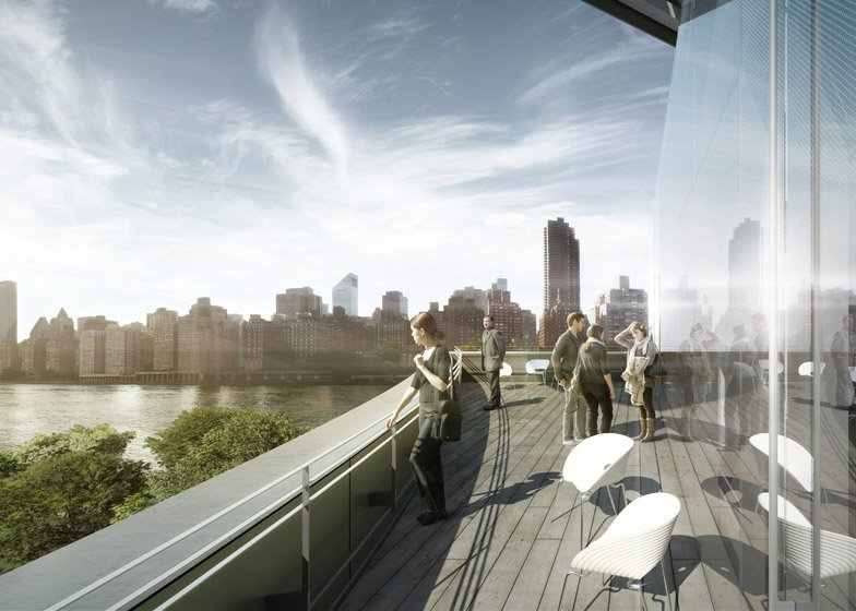 Cornell Tech by Morphosis, Handel and Weiss Manfredi