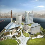 New York's Cornell Tech campus will include buildings by Morphosis and Weiss/Manfredi