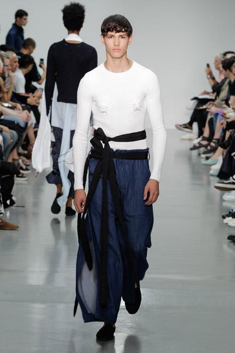Craig Green SS16 fashion collection