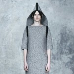 DZHUS resuscitates Totalitarian aesthetic for Autumn Winter 2015 fashion collection