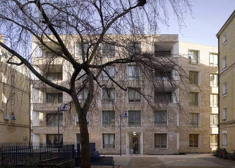 Darbishire Place by Niall McLaughlin Architects