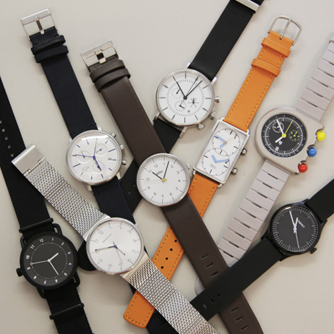 Dezeen Watch Store's 8 best watches for Father's Day