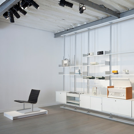 Paris exhibition aims to illustrate Dieter Rams' principles of good design