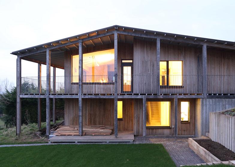 Dundon Passivhaus by Prewett Bizley Architects