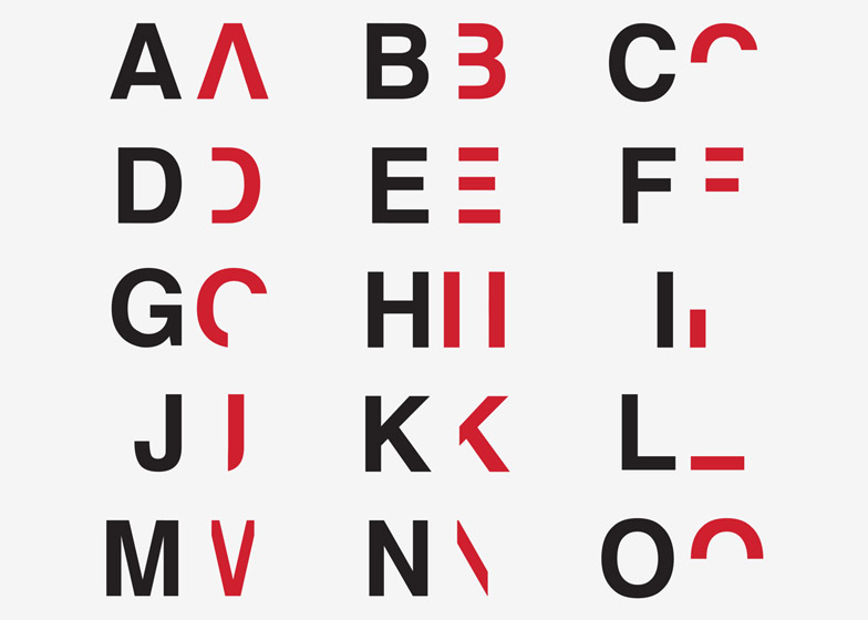 Dyslexia typography by Daniel Britton